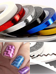 Hollow Nail Stickers