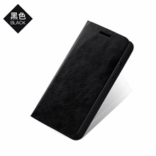 Plastic box packaging Card Wallet Genuine Leather Phone Case for iphone XS MAX XR  Black, iPhone X/XS