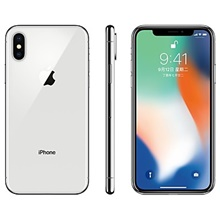 Apple iPhone X A1865 5.8 inch 64GB 4G Smartphone - Refurbished(Silver) Silver
