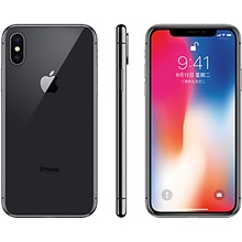 Apple iPhone X A1865 5.8 inch 256GB 4G Smartphone - Refurbished(Grey) Grey