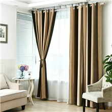 Contemporary Privacy One Panel Curtain Bedroom   Curtains Curtain,Rod Pocket,52'W*84'L, As Picture