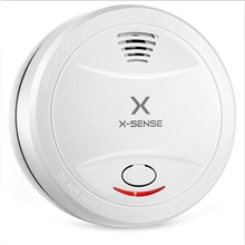 X-Sense Smoke Alarm Smoke Alarm SD12 Battery 10 Years White