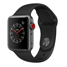 Apple Apple Watch Series 3 42mm(GPS + Cellular) Smartwatch iOS Refurbished Bluetooth Waterproof Touch Screen GPS Heart Rate Monitor Calories Burned Timer Stopwatch Pedometer Call Reminder Activity