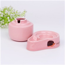 Small Animal Water Bottle Automatic Ceramic Drinking Bottle Silent Little Pet Water Feeder for Bird/Hedgehog/Hamster/Small Animal Pink