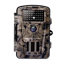 "Hunting Trail Camera / Scouting Camera 12MP Color CMOS HD 1080P Night Vision 2.4"" LCD 42pcs IR LEDs Camping / Hiking / Caving Hunting Wildlife 940 nm 3 mm 2560×1920"
