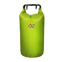 5 10 20 30 L Waterproof Dry Bag Lightweight Floating Roll Top Sack Keeps Gear Dry for Swimming Diving Surfing Apple Green,5L