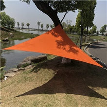 2 person Tent Tarps Outdoor Breathability Pop Up Camping Tent 1000-1500 mm for Camping / Hiking / Caving Terylene 200*200 cm Orange,2