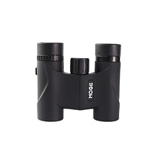 22 X 22 mm Binoculars Lenses Outdoor High Definition Wide Angle Easy Carrying Multi-coated BAK4 Performance Mountaineering Outdoor Spectralite Coating Rubber Black