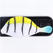 Pencil Cases Colorful, Fabrics Universal Organization 1pc Yellow