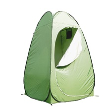 1 person Screen House Outdoor Lightweight Rain Waterproof Waterproof Zipper Single Layered Pop Up Camping Tent <1000 mm for Camping / Hiking / Caving Traveling Oxford Cloth Stainless steel Army Green
