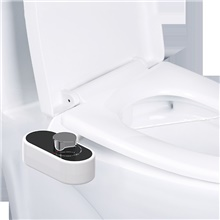Bidet Non-Electric Mechanical Toilet Attachment - Home Bidet Fresh Water Spray, Self-Cleaning and Nozzle Toilet bidet Sprayer Other Countries