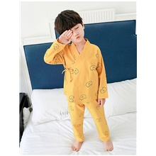 Kids Boys' Print Sleepwear Yellow