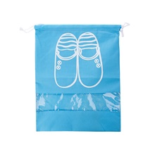 Shoe Bag & Box Nonwoven Unisex Blue / Navy Blue Blue