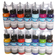 Trustfire Tattoo Ink 14*30 ml Safety / Wearproof / Durable - Red / Black / White 14#