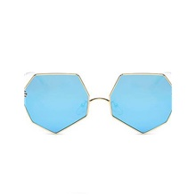 Kids Unisex Basic Solid Colored Glasses Blue / Blushing Pink Blue