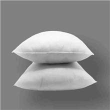 2pcs Pillow insert Compressed Pack Pure Cotton White 50x50cm suitable for pillow case size 45x45cm Yes,White,50*50 cm