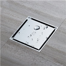 Drain New Design Contemporary Brass Bathroom Floor Mounted A