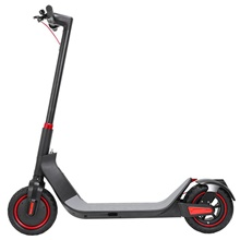 KUGOO G-Max Electric Scooter 10 Inch Pneumatic Tire 500W Brushless Motor Max Speed 35km/h Up To 32km Rang 10.4AH Battery