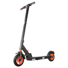 [EU Warehouse In Stock] KUGOO KIRIN S1 Electric Scooter 8 Tires 350W DC Brushless Motor With 3 Speed Control Max Speed 25km/h Up To 25km Range Dual Braking System APP Control