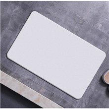 Decorative Objects, Full Body Silicone Modern Contemporary Waterproof for Home Decoration Gifts 1pc White
