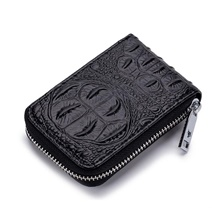 Unisex Embossed PU Leather / Cowhide Wallet 2020 Solid Color Black / Blue / Purple / Fall & Winter Black
