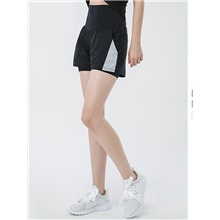Women's Sporty Sweatpants Shorts Pants - Solid Colored Breathable Black Blushing Pink Green S / M / L Black,S