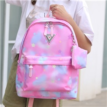 Unisex Bags Oxford Cloth Kids' Bag Zipper for Daily / Outdoor Blushing Pink / Sky Blue / Dark Blue / Fall & Winter Blushing Pink