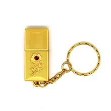 ANT 64GB USB Flash Drives USB 2.0 Creative For Office and Teaching 4 GB,Golden