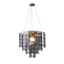 QIHengZhaoMing 4-Light 50 cm Single Design Chandelier Acrylic Modern 110-120V 220-240V 110-120V