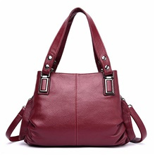 Women's Bags Top Handle Bag Zipper for Daily Wine / Black / Blue Wine