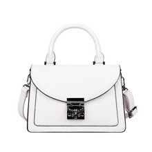Women's Bags PU Leather Top Handle Bag Glitter for Event / Party / Daily White / Black / Red White