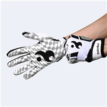 Baseball & Softball Batting Gloves Full Finger Gloves Men's / Women's Breathability / Wearproof / Skidproof Baseball White,S