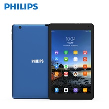 Philips M7 Android Tablets 7 inches WIFI with dual cameras Bluetooth 4.2v Blue