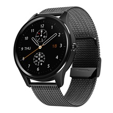 TS55 Smart Watch Men Fitness Tracker Blood Oxygen Pressure Measure Reloj Sport Watch Women IP67 Waterproof Heart Rate Smartwatch Basic Version,black black