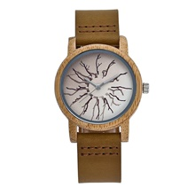 Men's Sport Watch Quartz Modern Style Stylish Casual Water Resistant / Waterproof Leather Analog - Brown Brown