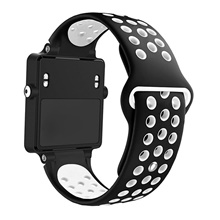 Top Silicone Watch Band for Garmin Vivoactive Acetate Fashion Sports Silicone Bracelet Strap Band For Garmin Vivoactive Acetate #1