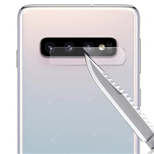 Film for Samsung S20/S20 Plus/S20 Ultra SZKINSTON 3D Camera Lens Tempered Glass Protector Film for S10/S10 Plus/S10E/S10 Lite/S9/S9 Plus/S8/S8 Plus/Note 10/10 Plus/9/8/M20/M10/A80/A70/A60/A50/A40S Etc Galaxy S10,1 pc